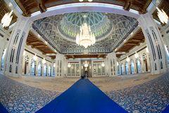 Mosque mit Fisheye