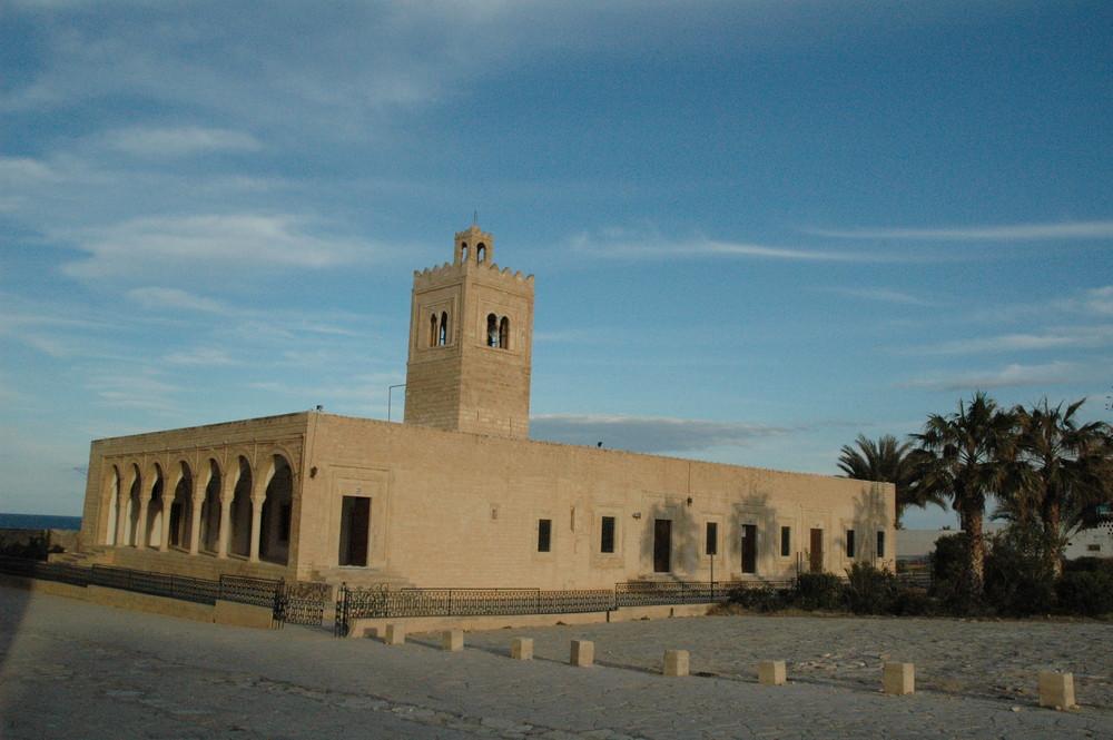 Mosquée Ribat Monastir