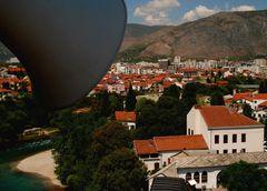 Mostar-nach der anderen Seite