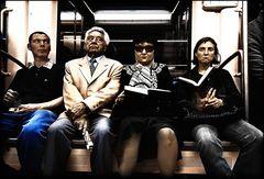 """Mostra collettiva """"Barcellona: In&Out"""" - 3. Metro: gli """"altri"""""""
