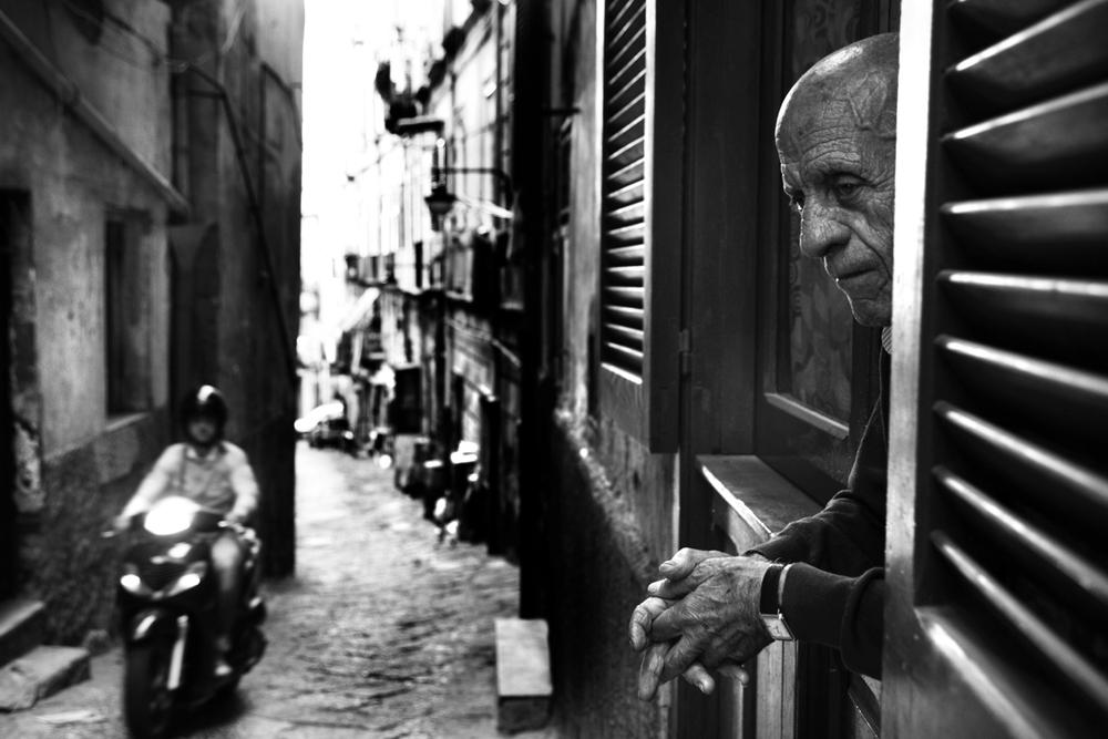 """Mostra collettiva Menghi-Orsini """"Quartieri Spagnoli"""" - 18."""