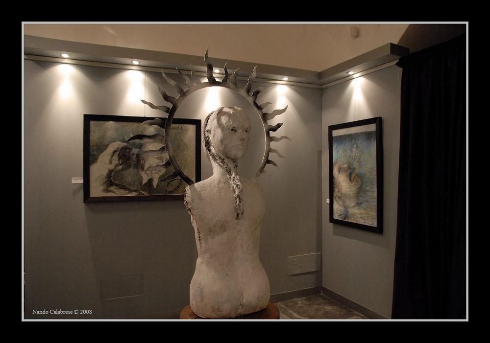 Mostra di Marisa Ciardiello - Biblioteca Nazionale di Napoli