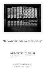 """Mostra online di Alberto Busini: """"Il valore della memoria"""""""