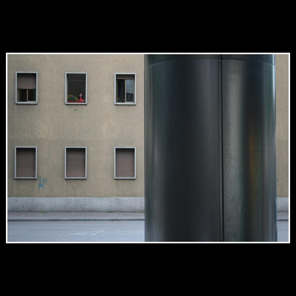 """Mostra online di Aldo Palin: """"Gente alla finestra"""" - 3."""