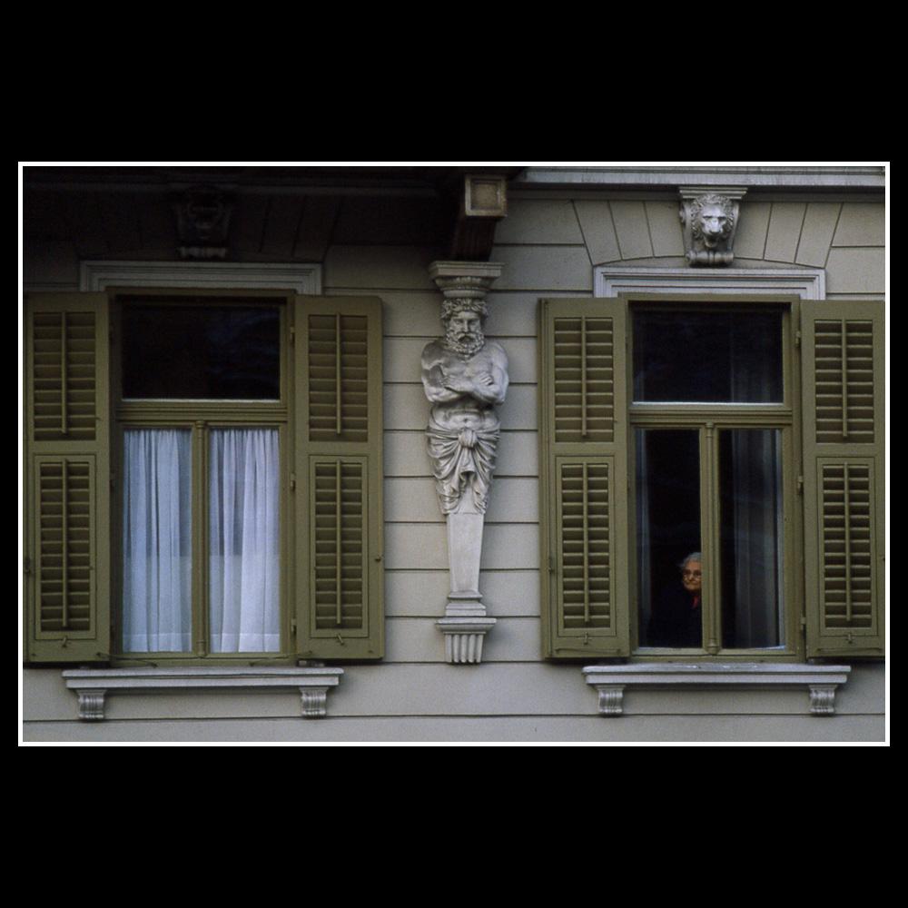 """Mostra online di Aldo Palin: """"Gente alla finestra"""" - 5."""