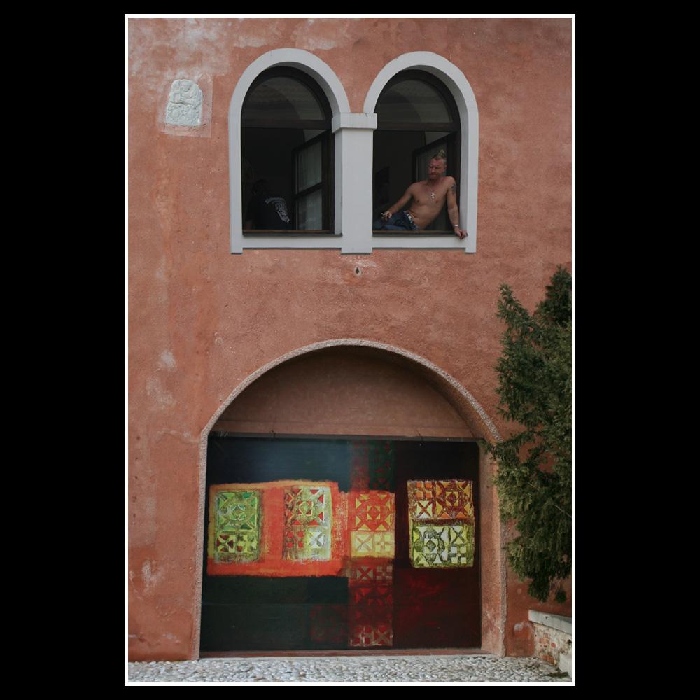 """Mostra online di Aldo Palin: """"Gente alla finestra"""" - 9."""