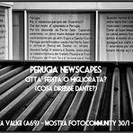 """Mostra online di Andrea Valigi """"Perugia Newscapes"""""""