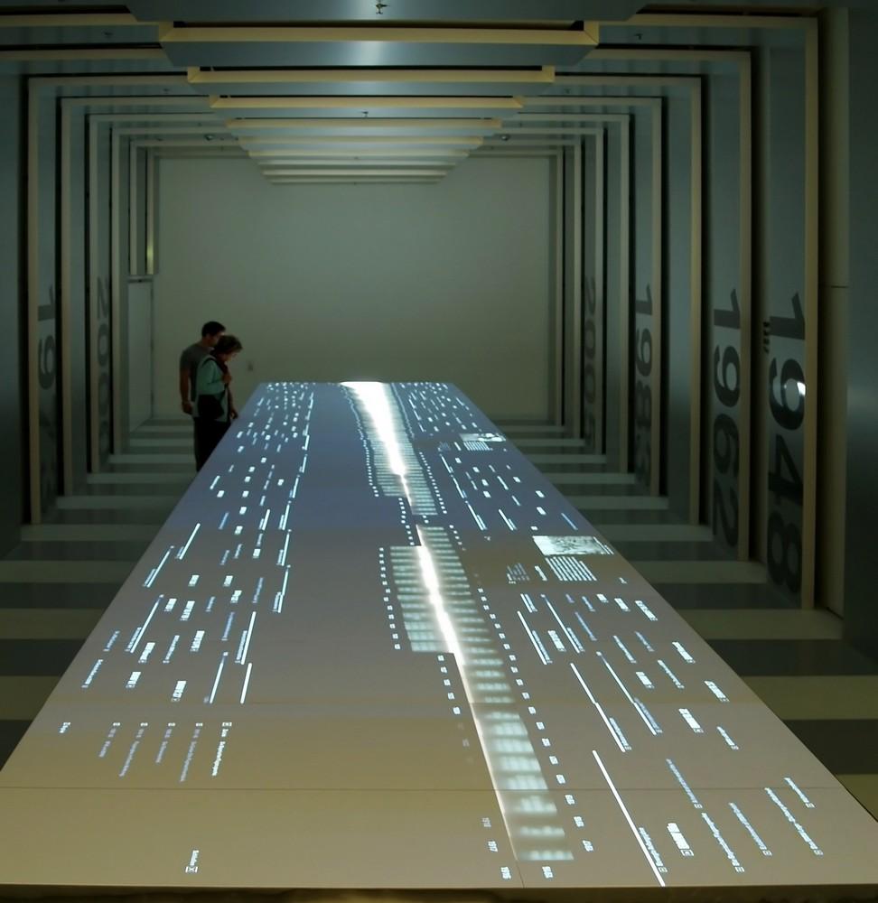 """Mostra online di Angelo Facchini: """"Dinamiche temporali"""" - 5. Impaginazioni"""