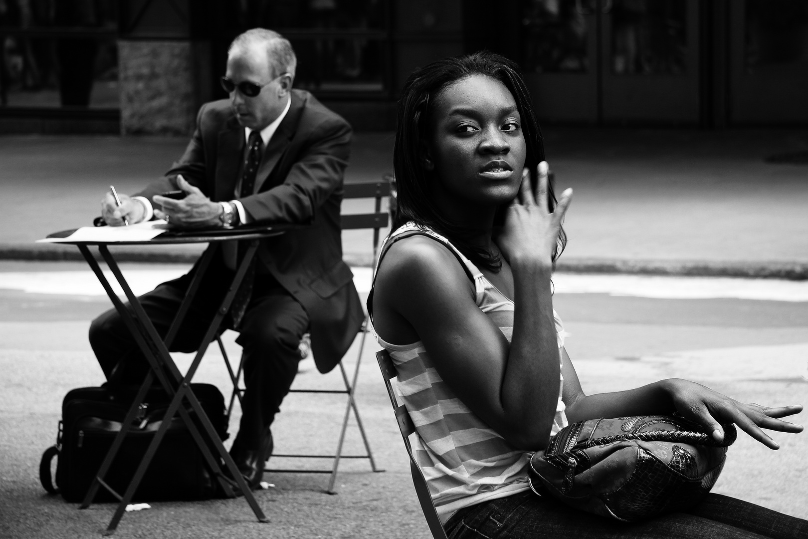 "Mostra online di B. Monica ""Newyorking"" - 5. Black & White"