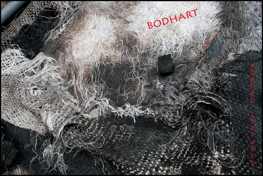 "Mostra online di Biagio Donati: ""Burned textures"" -"