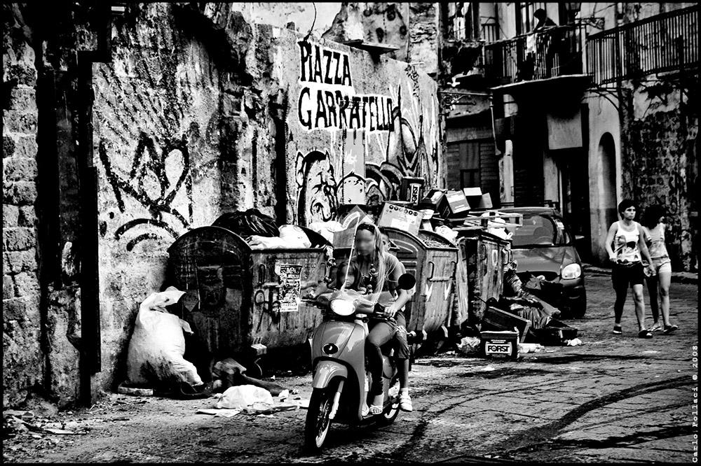 """Mostra online di Carlo Pollaci: """"Crepuscolo sulla Vucciria"""" - 8_2008"""