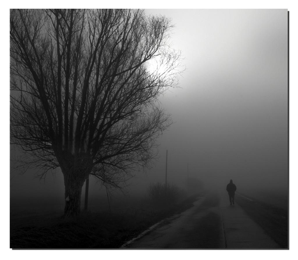 """Mostra online di Carlo Rigoglioso """"Malesseri"""" - 10. L'Incertezza"""