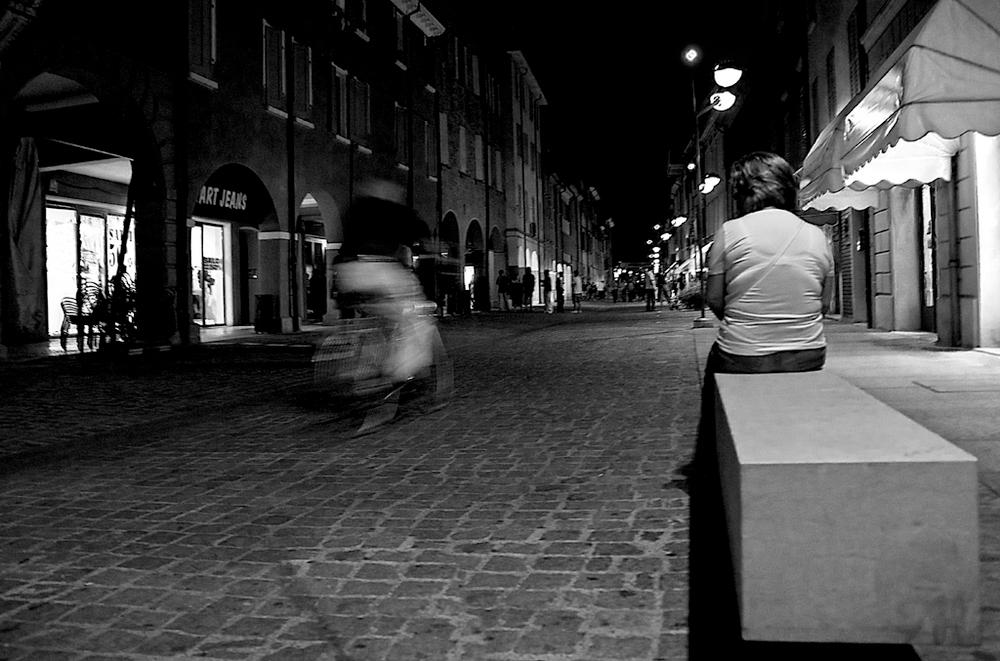 """Mostra online di Carlo Rigoglioso """"Malesseri"""" - 9. Solitudini"""