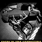 "Mostra online di Claudio Allia: ""Sogni di una carrozzina"""