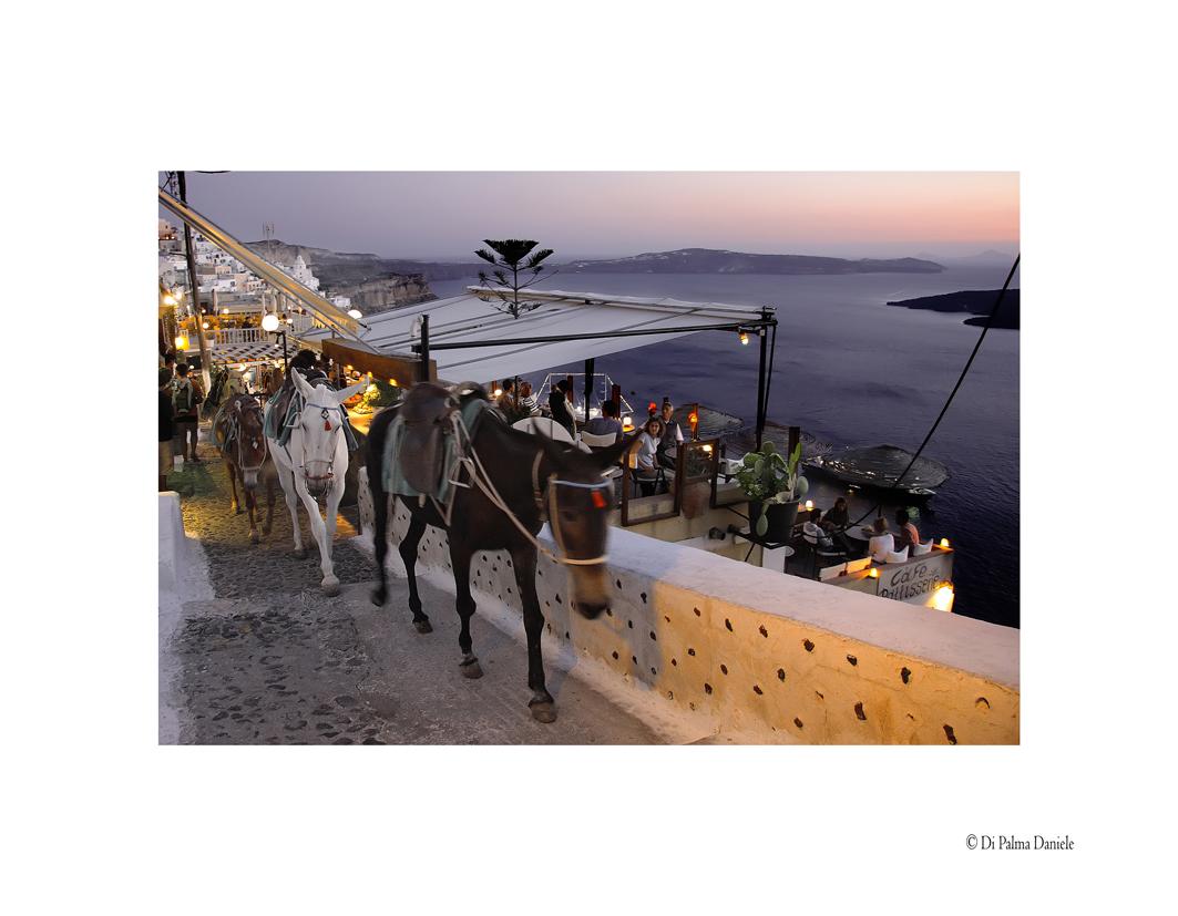 """Mostra online di Daniele Di Palma """"Why Santorini?"""" - 2."""