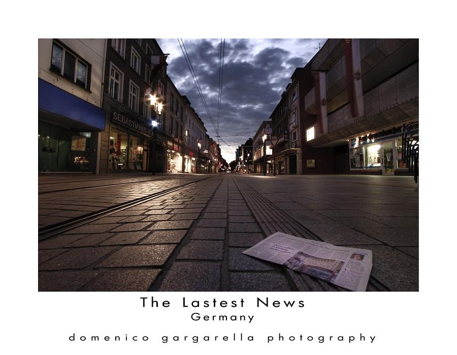 """Mostra online di Domenico Gargarella """"Tutti i colori del mio mondo"""" - 3. Germany"""