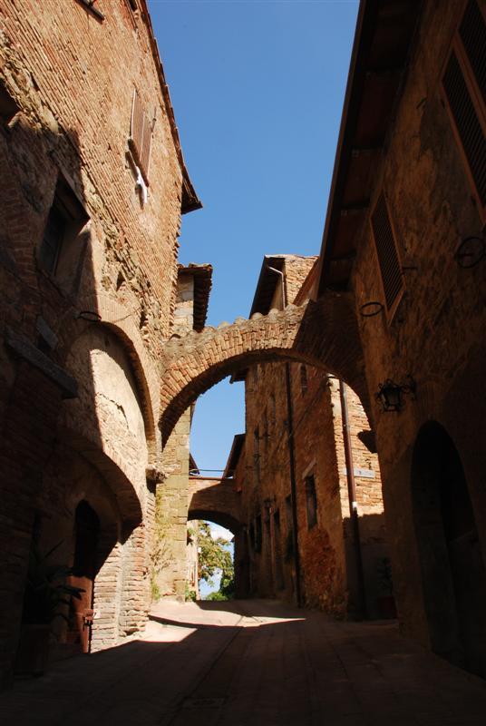 """Mostra online di Enrico Pasini: """"Il castello di Spina"""" - 4. Contrasti"""