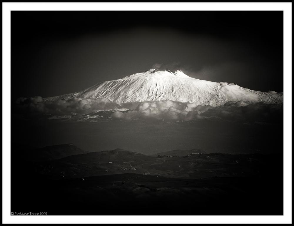 """Mostra online di Francesco Torrisi: """"Etna"""" - 2."""