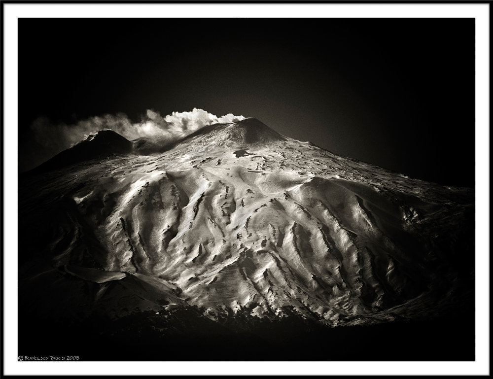 """Mostra online di Francesco Torrisi: """"Etna"""" - 6."""