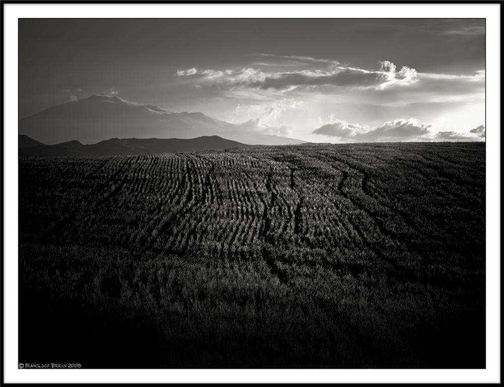 """Mostra online di Francesco Torrisi: """"Etna"""" - 7."""