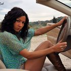 """Mostra online di Francis Red """"Elena - Loving Car"""" - 10."""