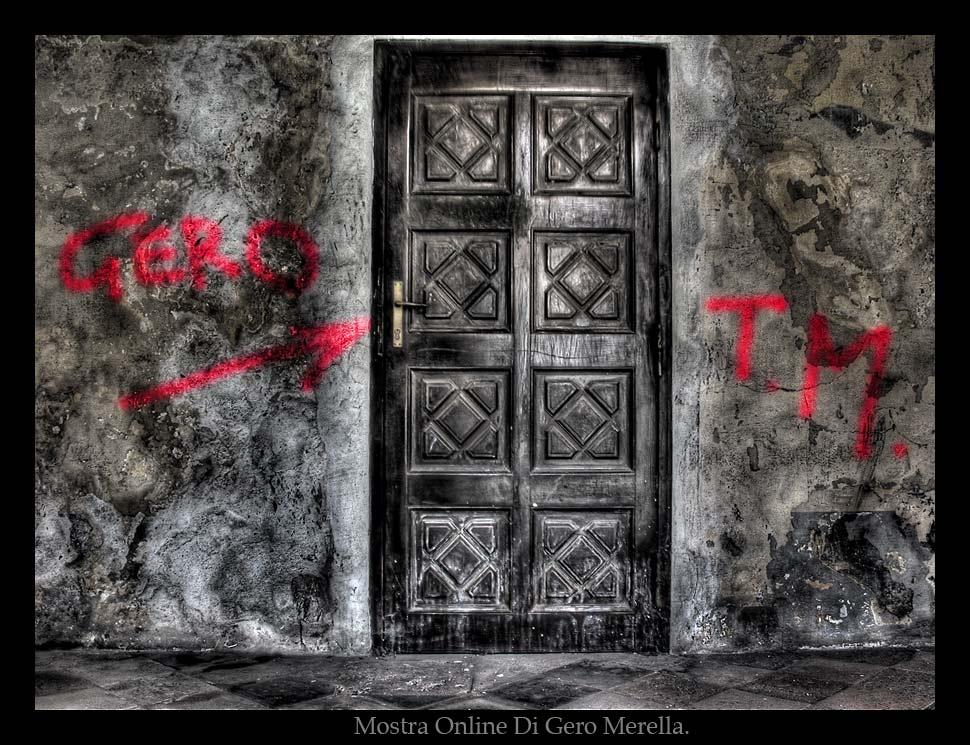"Mostra online di Gero Merella: ""Tonificare"" una foto - 1."