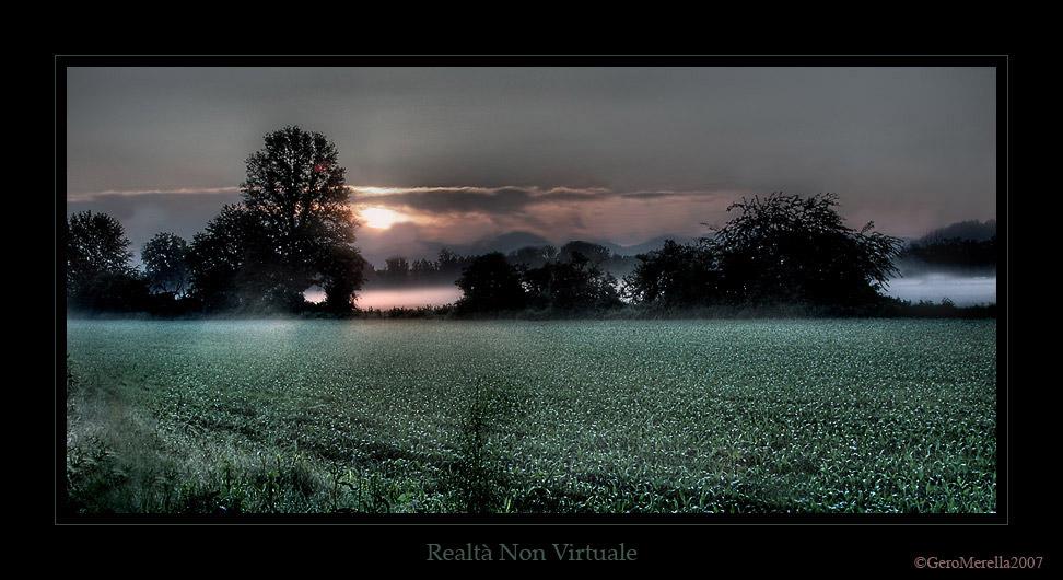"""Mostra online di Gero Merella: """"Tonificare"""" una foto - 7. Realtà non virtuale"""