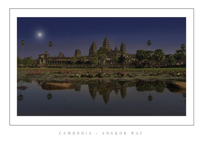 "Mostra online di Grazia Bertano: ""Non solo Khmer"" - 1. Angkor Wat"