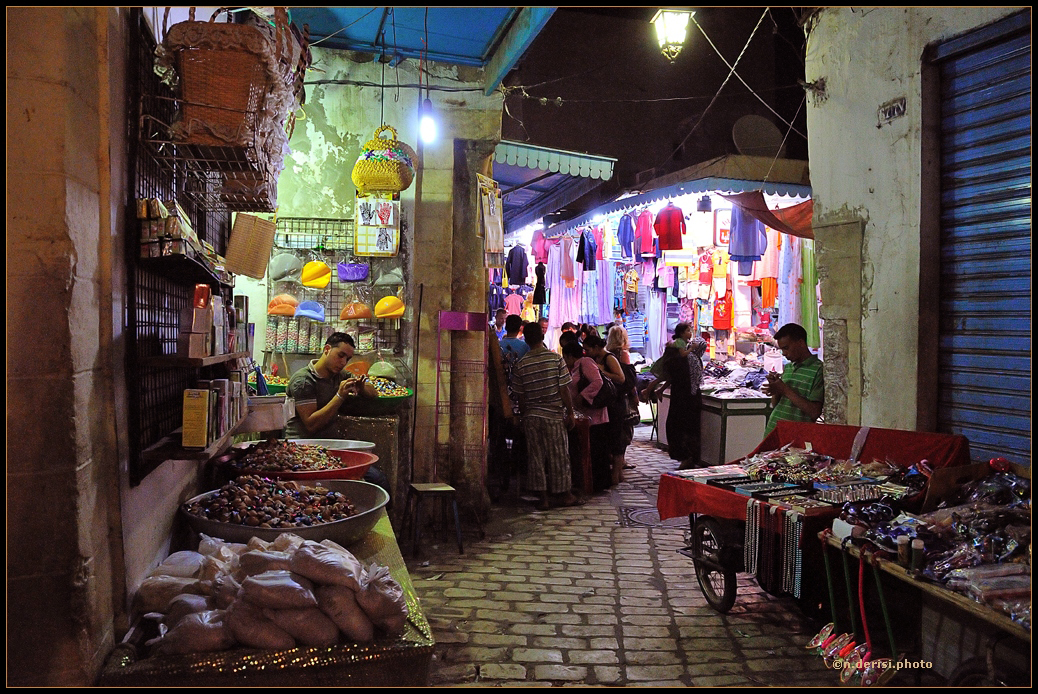 """Mostra online di Natale De Risi """"La Medina et le nuits de Ramadan"""" - 4. Alla periferia del Souk"""