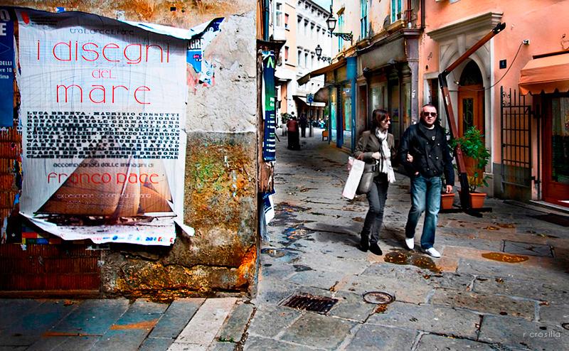 """Mostra online di Rosalba Crosilla """"Trieste"""" - 8. Disegni del Mare"""