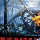 """Mostra online di Stefano Spedicato """"Graffiti intorno a noi"""" - 1. Senza paura"""