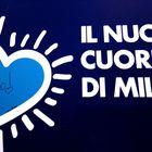 """Mostra online di Stefano Spedicato """"Graffiti intorno a noi"""" - 10. Cuore milanese"""