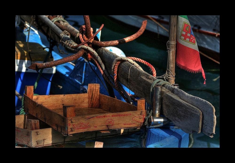 Mostra online di Vincenzo Di Cristina: L'uomo e il mare - 8. La delusione