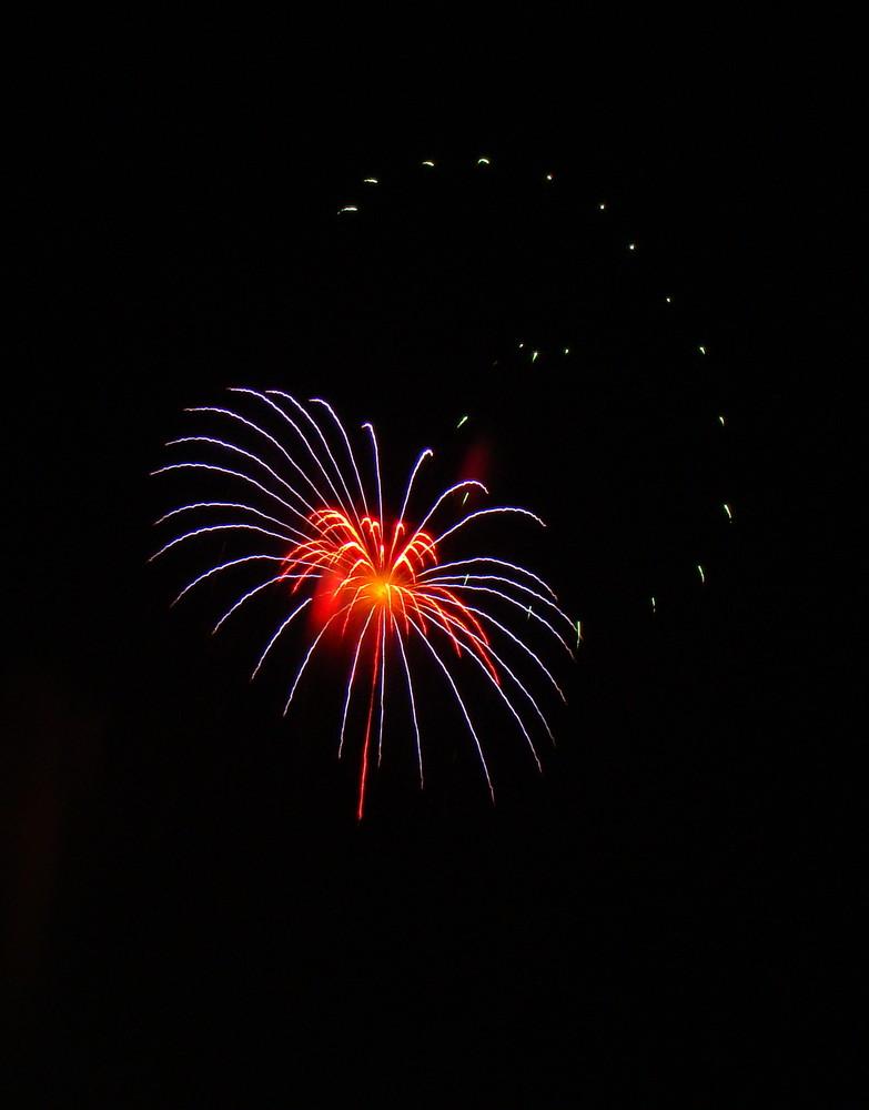 Mostro marino o fuochi d'artificio? 2