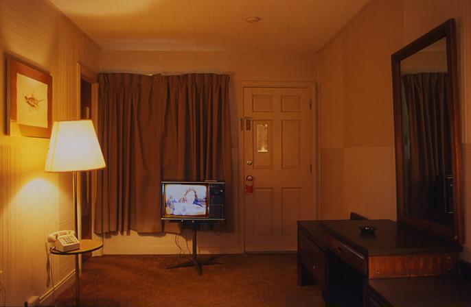 Motel in den U.S.A.
