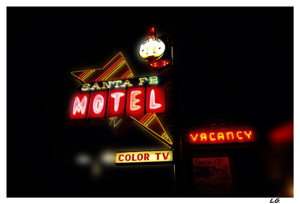 "Motel "" Santa Fe """