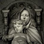 Mother Mary and the child