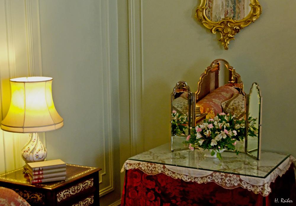 Motiv und Ambiente im Herrenhaus von Polesden Lacey