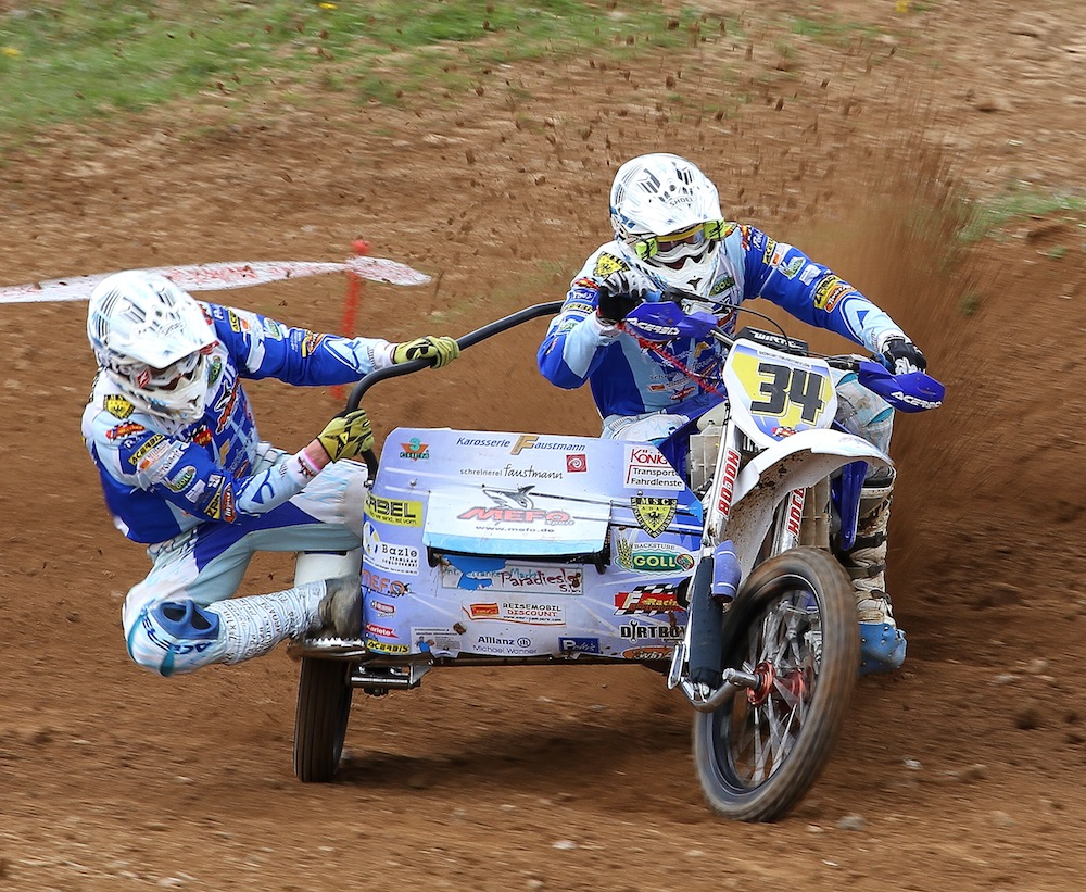 Moto Cross Aufenau I