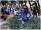 Moto Cross Hill Climbing