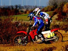 Moto-Cross Training ( 01 )
