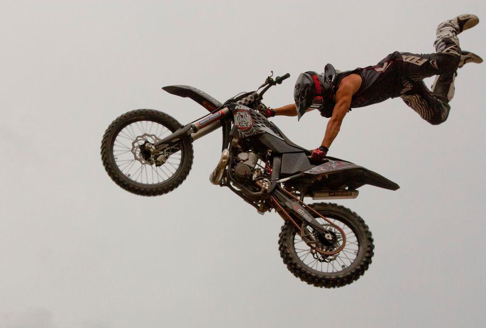 Motocross Flight Night