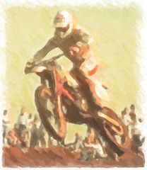 Motocross in Corobrik
