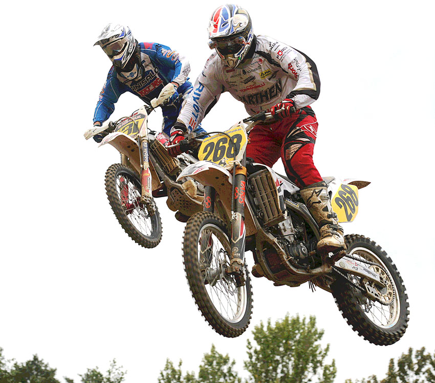 MotoCross in Jauer 1