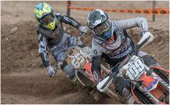 Motocross in Tensfeld