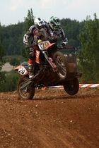 Motocross In Thurm