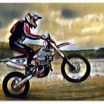 Motocross vor den Toren Hannovers