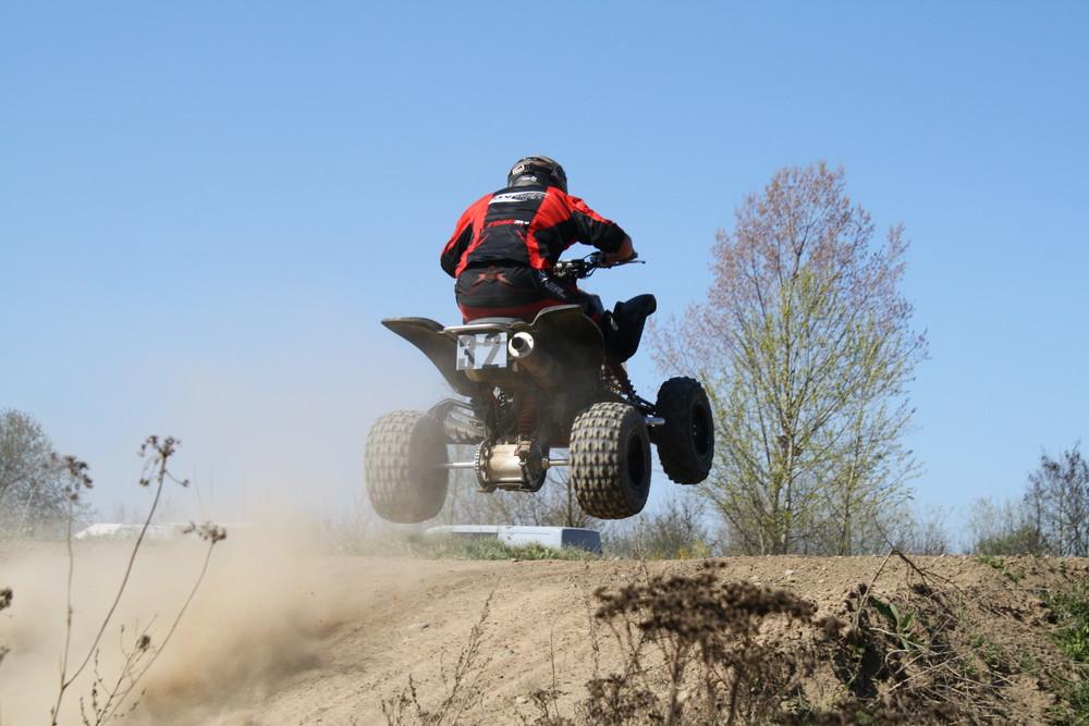 Motocrossrennen I