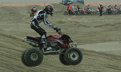 Motor-Cross und Quad-Rennen am Strand (3)