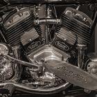 Motor der Brough Superior 11.50